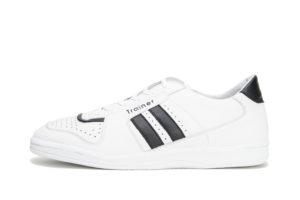 Trainer 2918L WHITE/BLACK