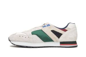FRENCH MILITARY TRAINER 1300FS GREEN/OFF WHITE