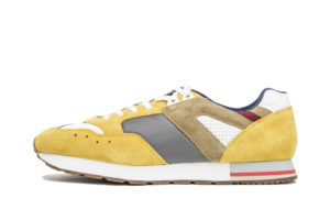 FRENCH MILITARY TRAINER 1300FS SILVER/YELLOW
