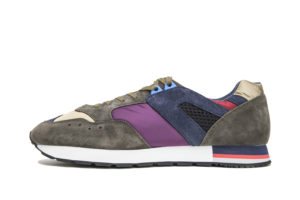 FRENCH MILITARY TRAINER 1300FS PURPLE/OLIVE