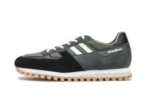 Marathon 2200FSL DARK GREEN/BLACK/HONEY SOLE