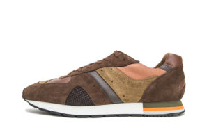 FRENCH MILITARY TRAINER 1360LS BROWN