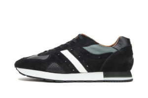 FRENCH MILITARY TRAINER 1360LS BLACK/WHITE/GREEN