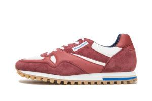 Marathon 2400FSL WHITE/RED/HONEY SOLE