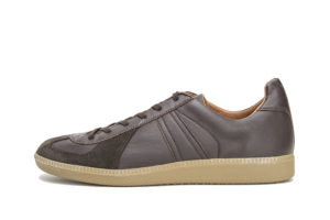 GERMAN MILITARY TRAINER 1700L DARK BROWN