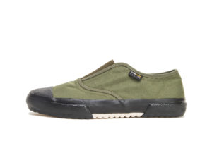 ITALIAN MILITARY TRAINER 3000C OLIVE/BLACK SOLE