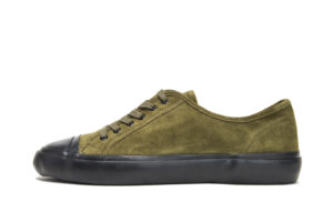 US NAVY MILITARY TRAINER 5500S OLIVE SUEDE/BLACK SOLE