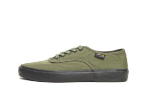 US NAVY MILITARY TRAINER 5851C OLIVE/BLACK SOLE