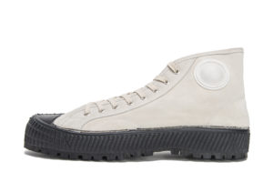 Climber 2181S NATURAL SUEDE/BLACK SOLE