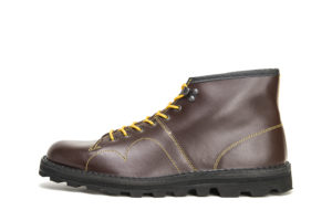 CZECHOSLOVAKIA MILITARY BOOTS 4100L BROWN