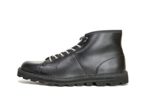 CZECHOSLOVAKIA MILITARY BOOTS 4100L BLACK