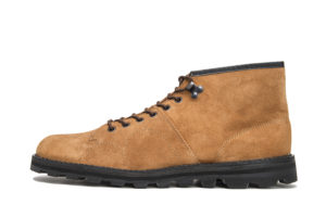 CZECHOSLOVAKIA MILITARY BOOTS 4100S CAMEL SUEDE