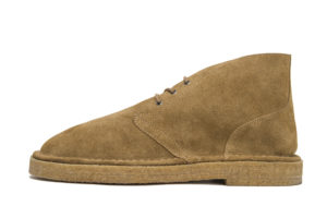 US NAVY MILITARY CHUKKA 799SCR TABACCO SUEDE