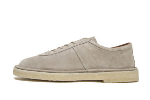 GERMAN MILITARY TRAINER 1771SCR SAND SUEDE