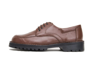 ITALIAN MILITARY OFFICER 127L BROWN