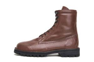 ITALIAN AIR FORCE MILITARY BOOTS 210L BROWN
