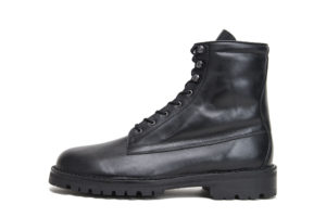 ITALIAN AIR FORCE MILITARY BOOTS 210L BLACK