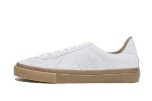 GERMAN MILITARY TRAINER4700SWHITE SUEDE