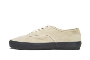 US NAVY MILITARY TRAINER5851SNATURAL SUEDE/BLACK SOLE